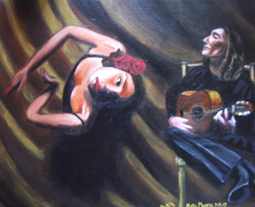 Vicente Amigo by AliciaMurcia